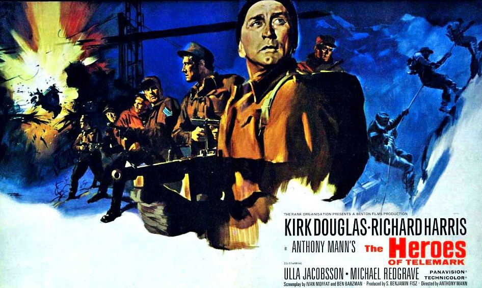 The Heroes of Telemark (UK 1965) | The Case for Global Film