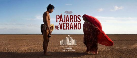 Birds of Passage Cannes