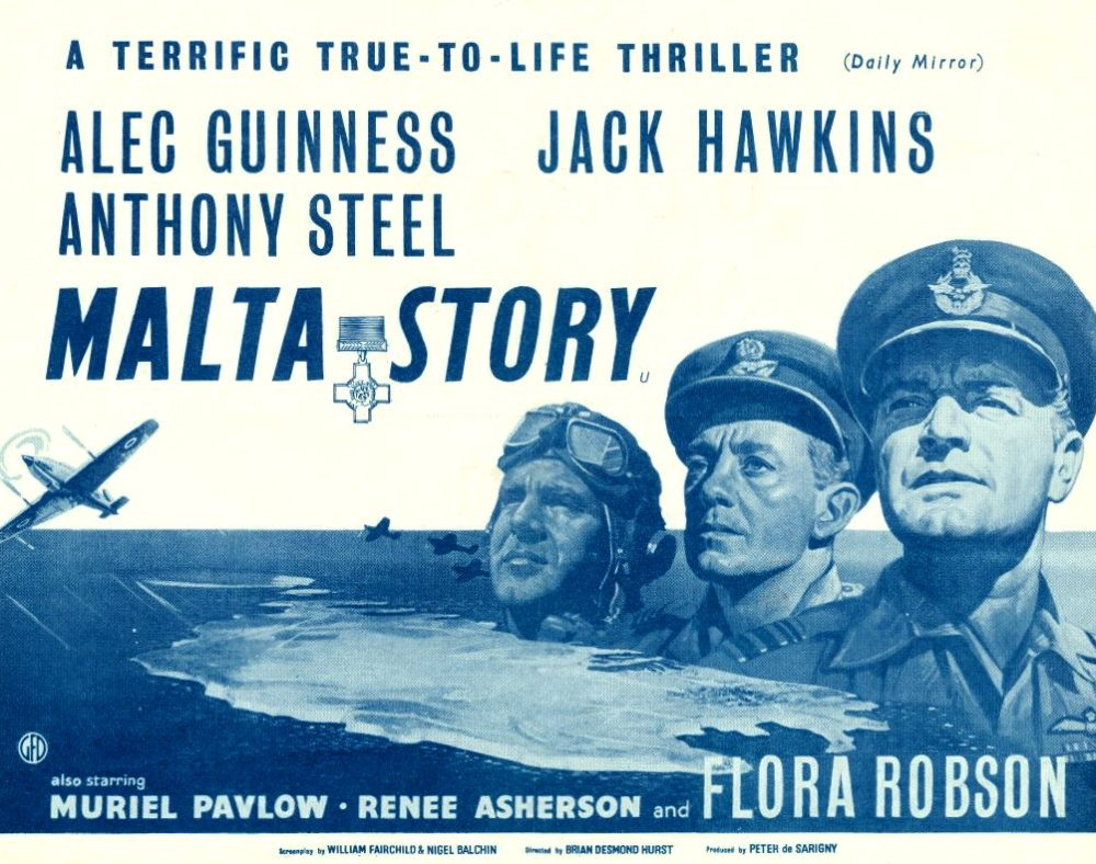 Malta Story (UK 1953) | The Case for Global Film
