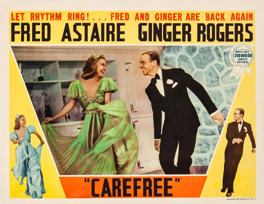 Carefree (US 1938) | The Case for Global Film